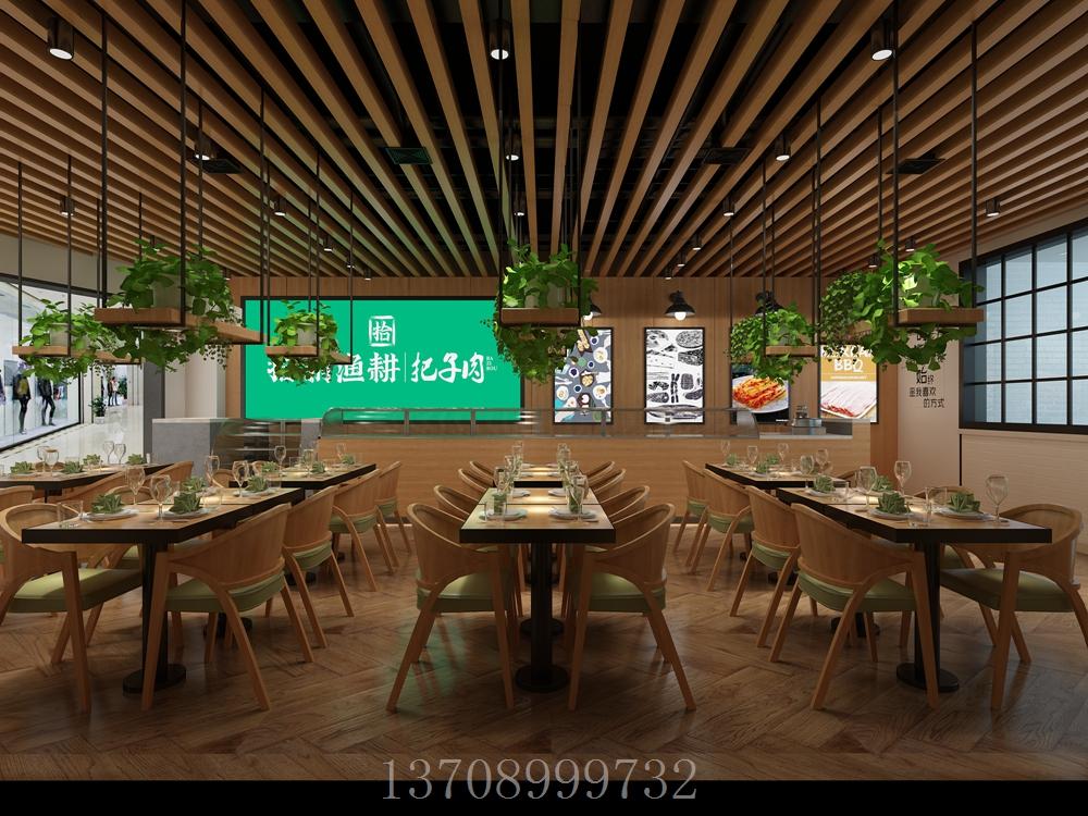 简约 田园 小资 白领 其他图片来自董董先生在青岛阔达装饰:餐厅设计的分享