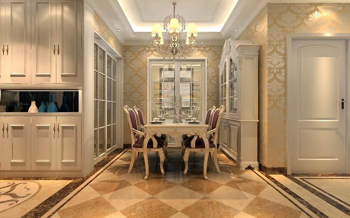 欧式 小资 80后图片来自兰州室内设计在典雅中透着华丽的分享