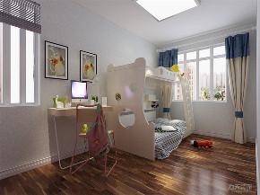 简约 现代 二居 小资 收纳 儿童房图片来自阳光放扉er在力天装饰-碧华里-90㎡-现代简约的分享