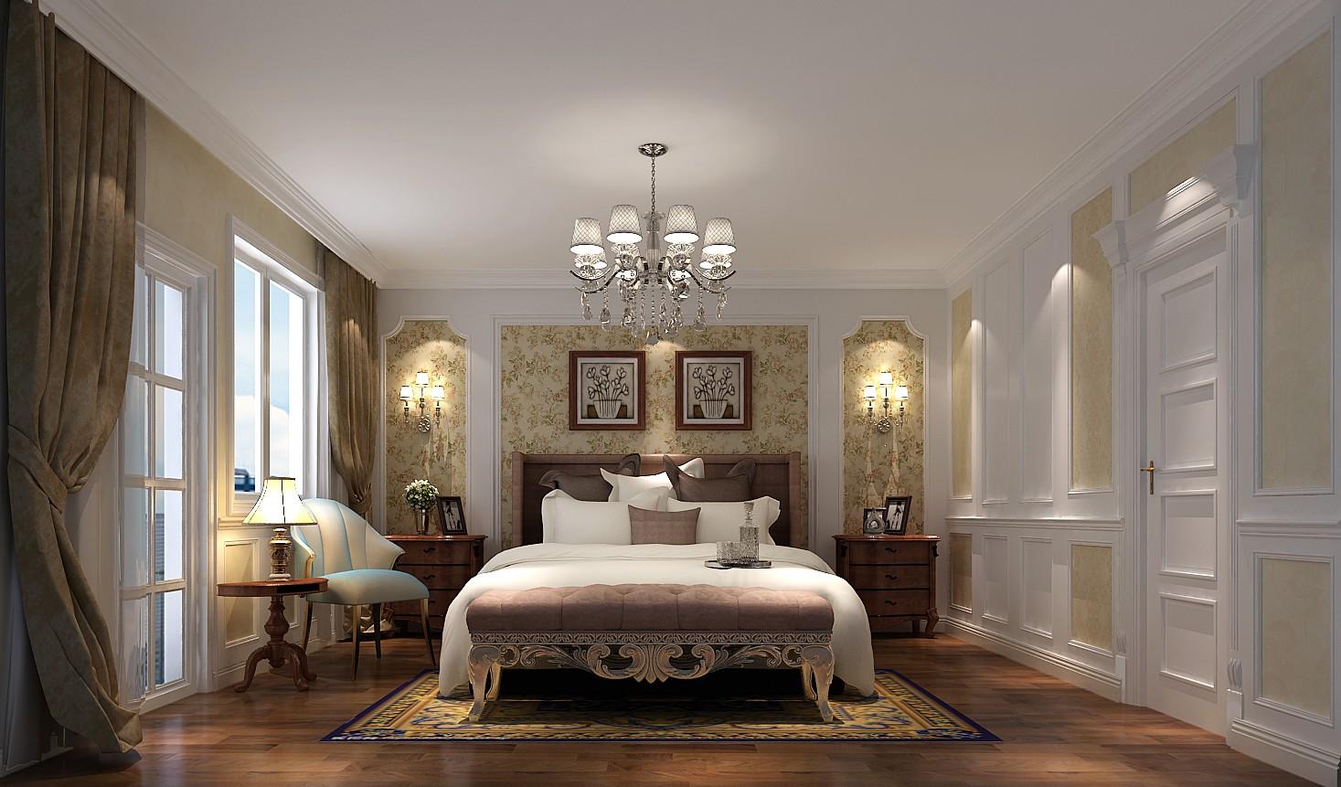 卧室图片来自也儿在潮白河孔雀城334的分享