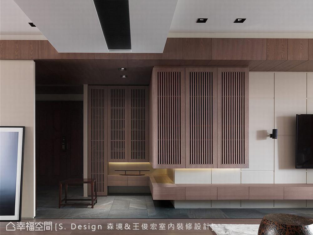 二居 大户型 现代 客厅图片来自幸福空间在风尚荟萃.创意集思的分享