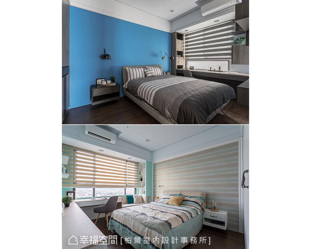 现代 四居 儿童房图片来自幸福空间在超凡脱俗 185平王者之香的分享