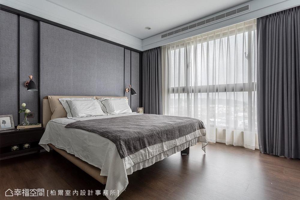 现代 四居 卧室图片来自幸福空间在超凡脱俗 185平王者之香的分享