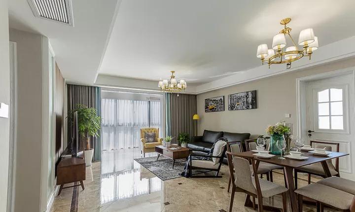 简美 客厅图片来自tjsczs88在龙居家园简美三居的分享