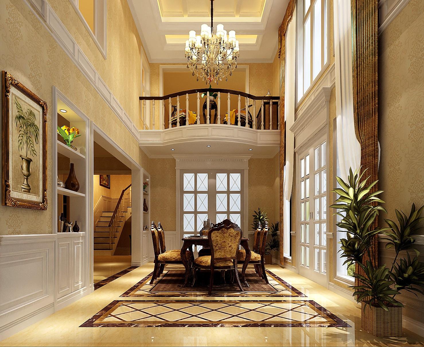 客厅图片来自也儿在潮白河观澜堡的分享