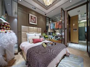 现代 简约 二居 三居 大户型 复式 小资 儿童房图片来自高度国际姚吉智在162平米后现代简而不凡生活品味的分享