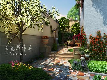 花园、园林设计集合