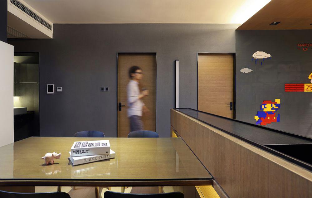 餐厅图片来自武汉申阳红室内设计有限公司在公园九里的分享
