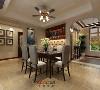 整个客厅、餐厅、入户走廊整体做了廊式融合,诉说的是从古至今的故事,让我们彼此的心不再空白。木质的温暖醇厚伴上柔美的暖色,神秘气质,让空间即刻散发出稳重素雅的魅力,安静内敛高雅大气。