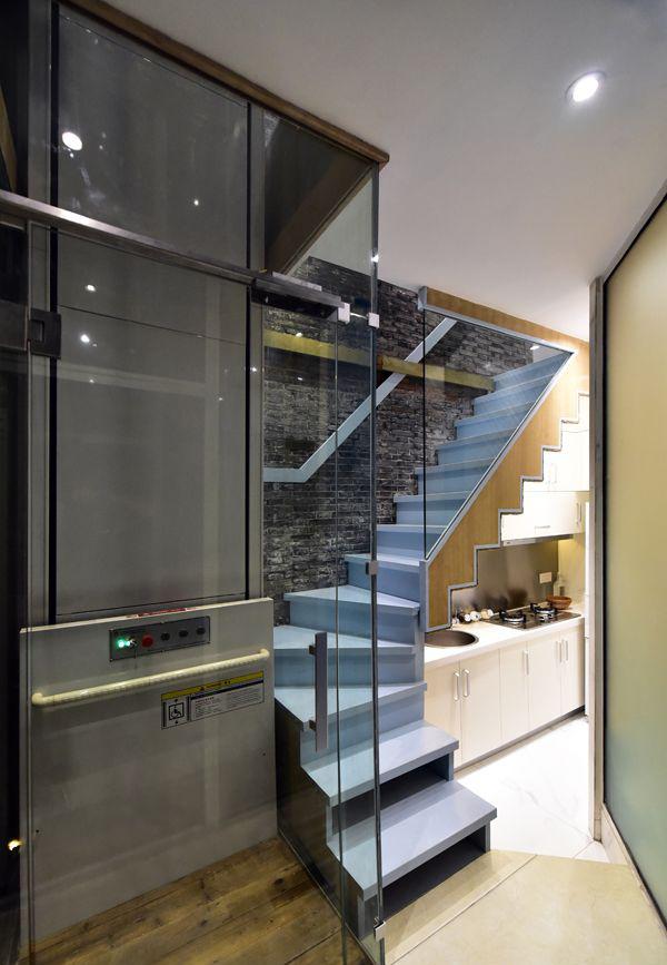 楼梯图片来自武汉申阳红室内设计有限公司在古巷生活的分享