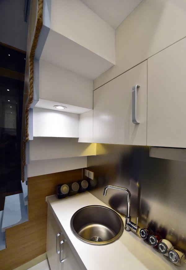 旧房改造 厨房图片来自武汉申阳红室内设计有限公司在古巷生活的分享