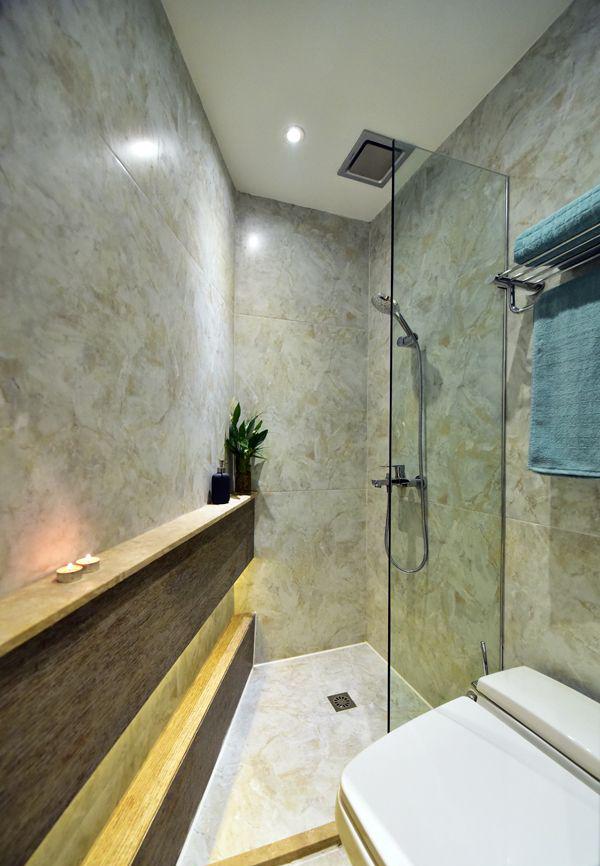 卫生间图片来自武汉申阳红室内设计有限公司在古巷生活的分享