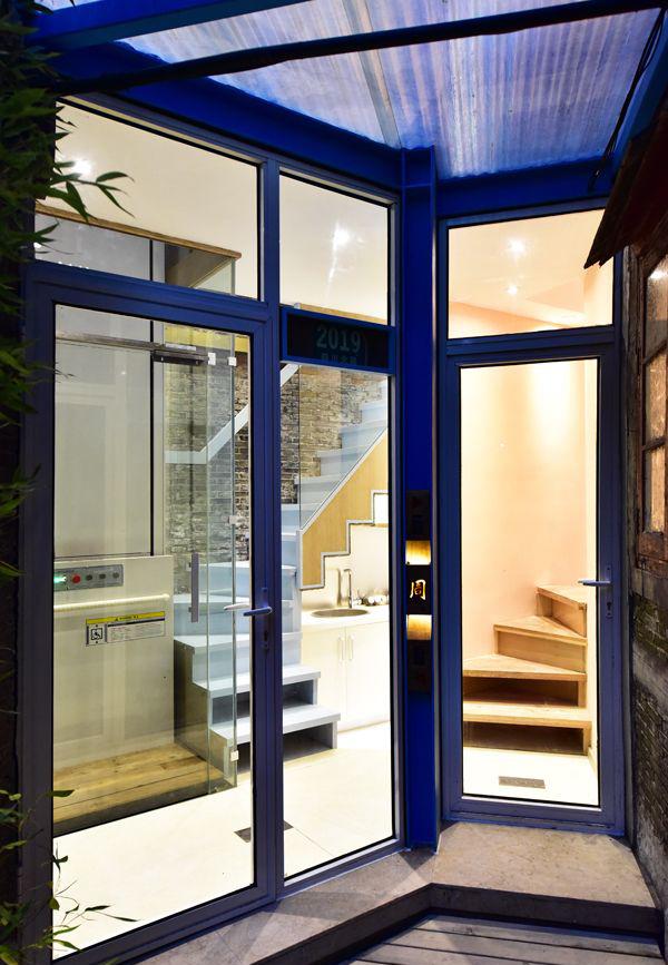 玄关图片来自武汉申阳红室内设计有限公司在古巷生活的分享