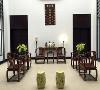 大华西郊400平别墅装修新中式风格完工实景展示,上海腾龙别墅设计作品,欢迎品鉴!