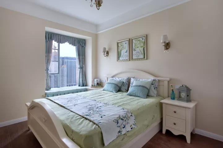 卧室图片来自甘肃紫苹果装饰在现代美式给你不一样的感觉的分享
