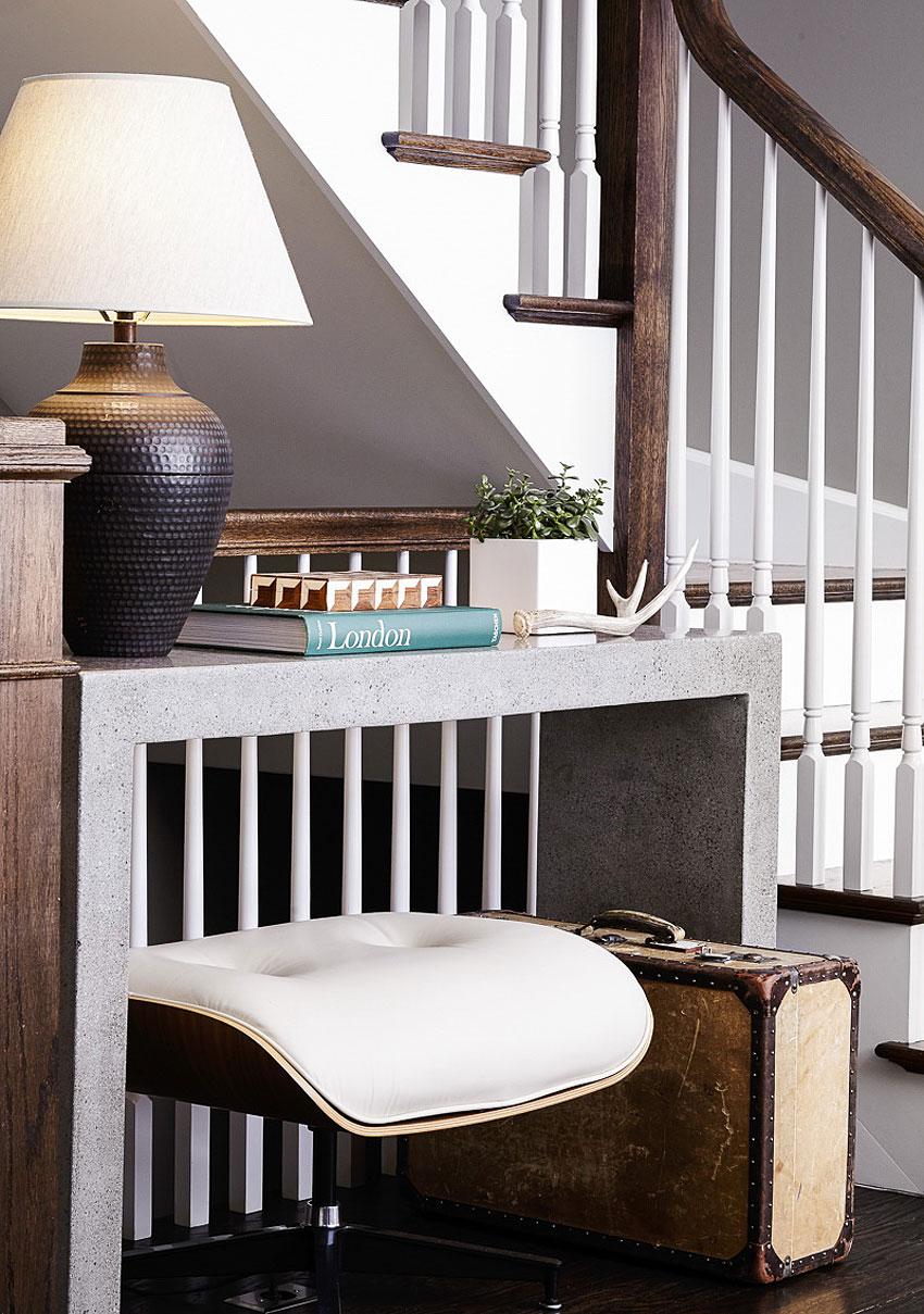 简约 三居 别墅 白领 收纳 旧房改造 80后 楼梯图片来自金空间装饰集团在现代工业风的分享