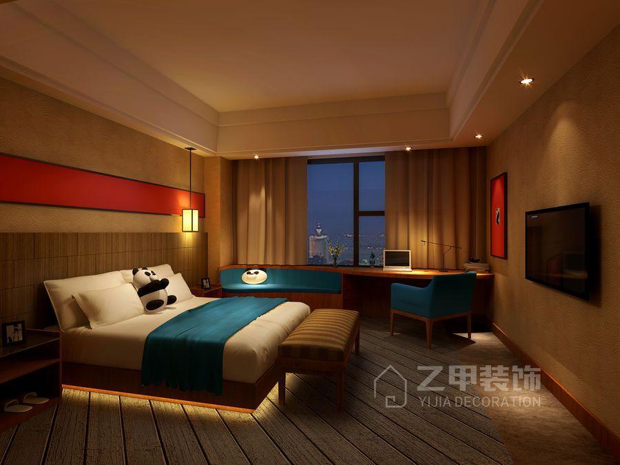 酒店设计图片来自甘孜_酒店设计在甘孜酒店设计_熊猫王子酒店设计的分享