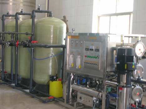 超纯水设备 水处理系统 超纯水系统 简约图片来自cdkangning在纯水设备的分享