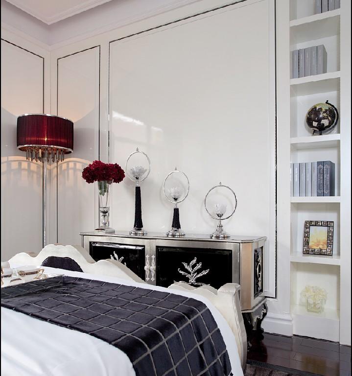 卧室 卧室图片来自天津生活家健康整体家装在柏翠园-欧式风格设计案例的分享