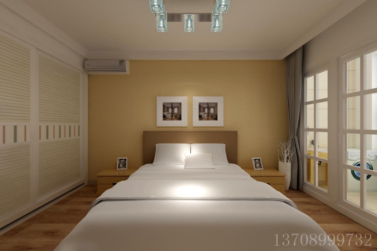 卧室图片来自董董先生在青岛阔达装饰:黄岛华裕唐城的分享