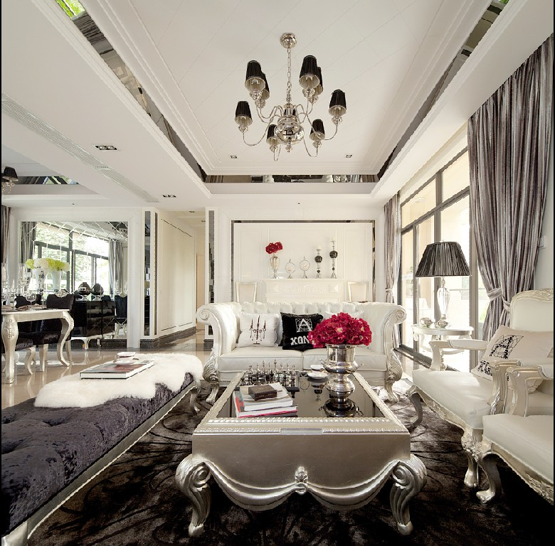 客厅 客厅图片来自天津生活家健康整体家装在柏翠园-欧式风格设计案例的分享
