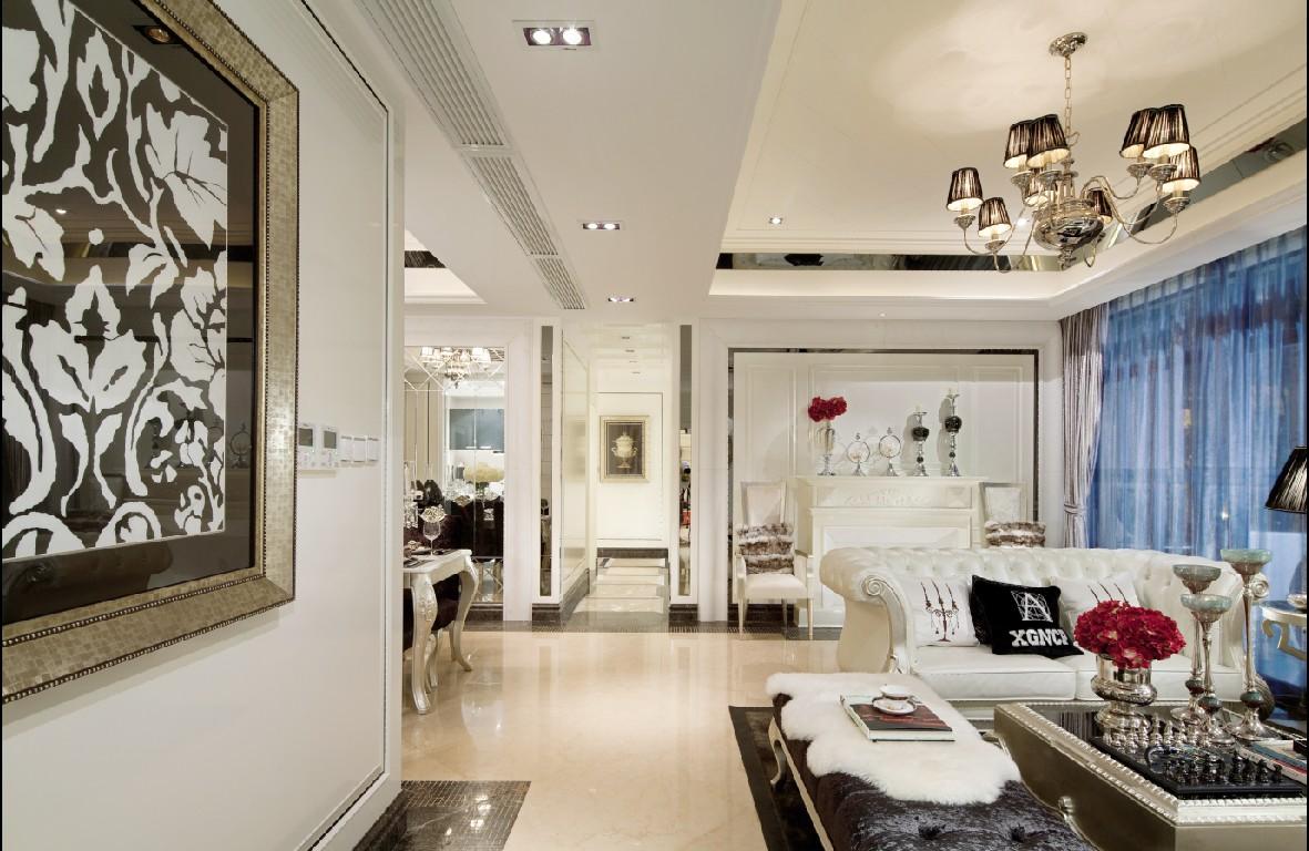 餐厅 餐厅图片来自天津生活家健康整体家装在柏翠园-欧式风格设计案例的分享