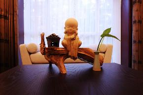 三居 旧房改造 中式 禅意 儿童房 其他图片来自戴瑞强_样本国际在半亩方塘-康桥水郡小三居禅意的分享