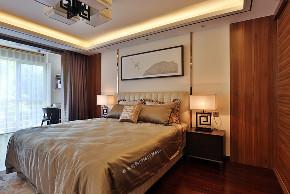 三居 旧房改造 中式 禅意 儿童房 卧室图片来自戴瑞强_样本国际在半亩方塘-康桥水郡小三居禅意的分享