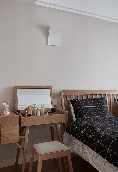 卧室图片来自家装大管家在让型男心动 70平酷雅工业风公寓的分享