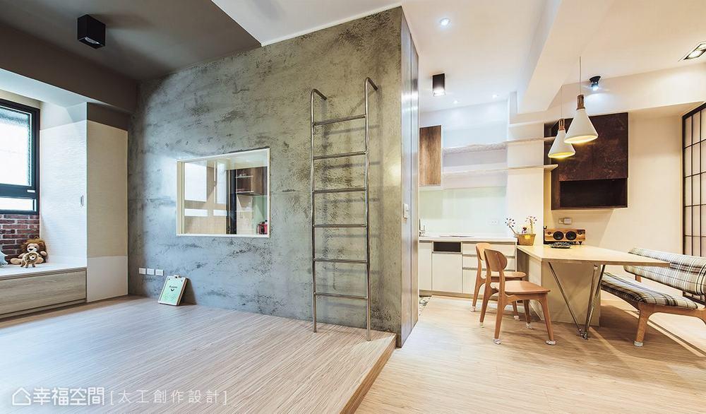 二居 旧房改造 休闲 其他图片来自幸福空间在七刀破难!与40年老公寓的对决的分享