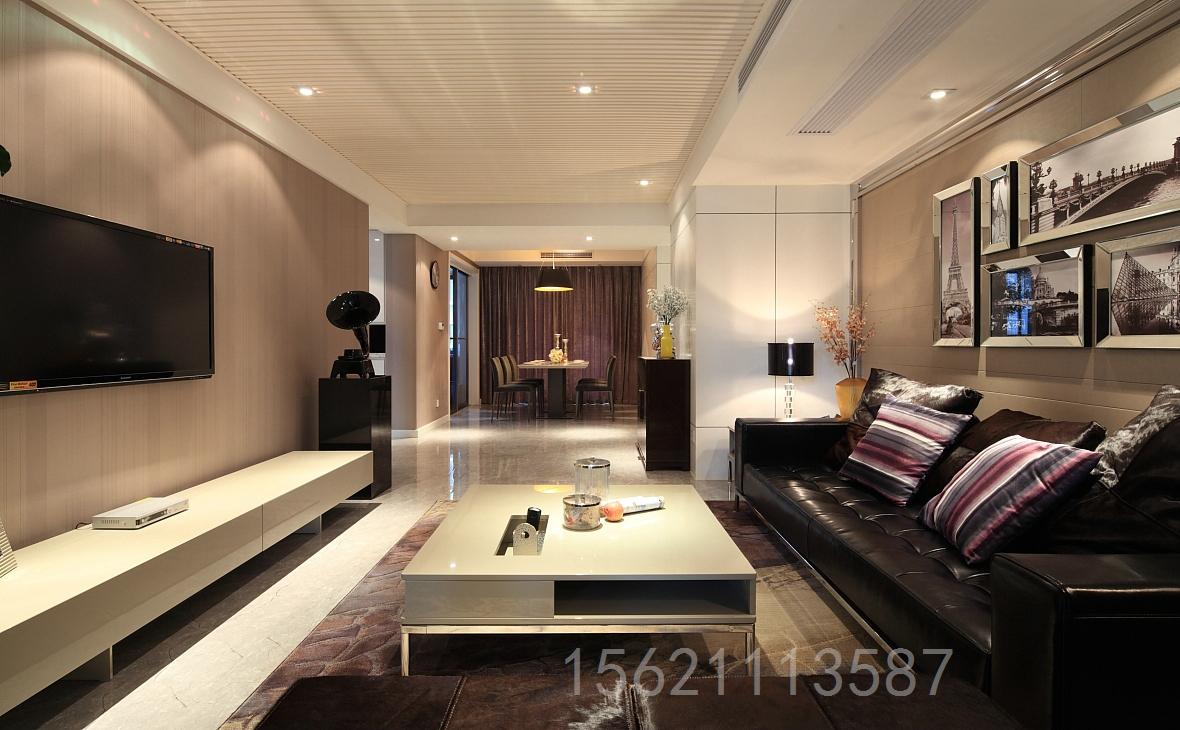 现代风格 两居室 80后 客厅 客厅图片来自阔达装饰小段在启迪协信现代风格魅族时尚的分享