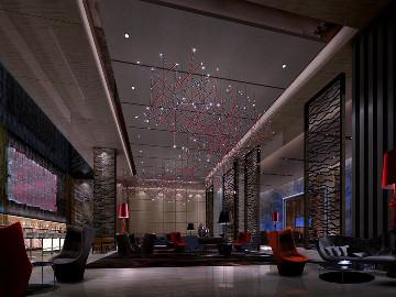 艾美酒店_甘孜酒店设计
