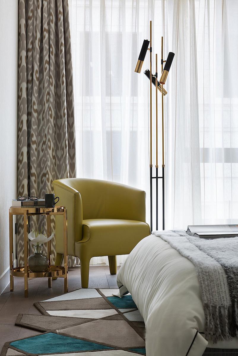 四室 峰光无限 新古典 卧室图片来自我是小样在海量新英里四室142平新古典设计的分享
