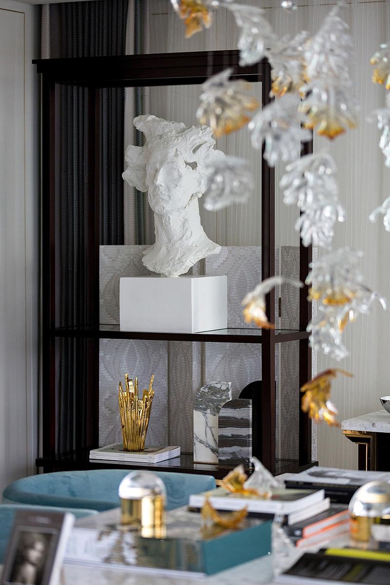 四室 峰光无限 新古典 餐厅图片来自我是小样在海量新英里四室142平新古典设计的分享