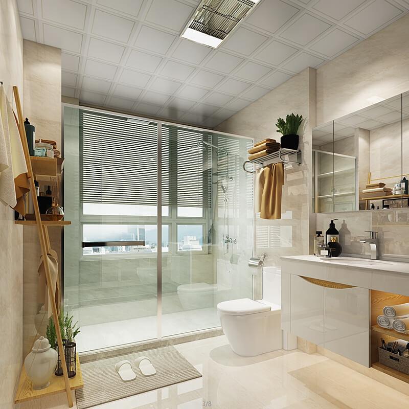 简约 欧式 三居 白领 收纳 80后 设计 装修 家居 卫生间图片来自生活家-月昂在清新淡雅的北欧调调的分享