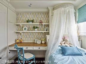 田园 三居 儿童房图片来自幸福空间在异国情缘 89平欧式浪漫古堡居家的分享