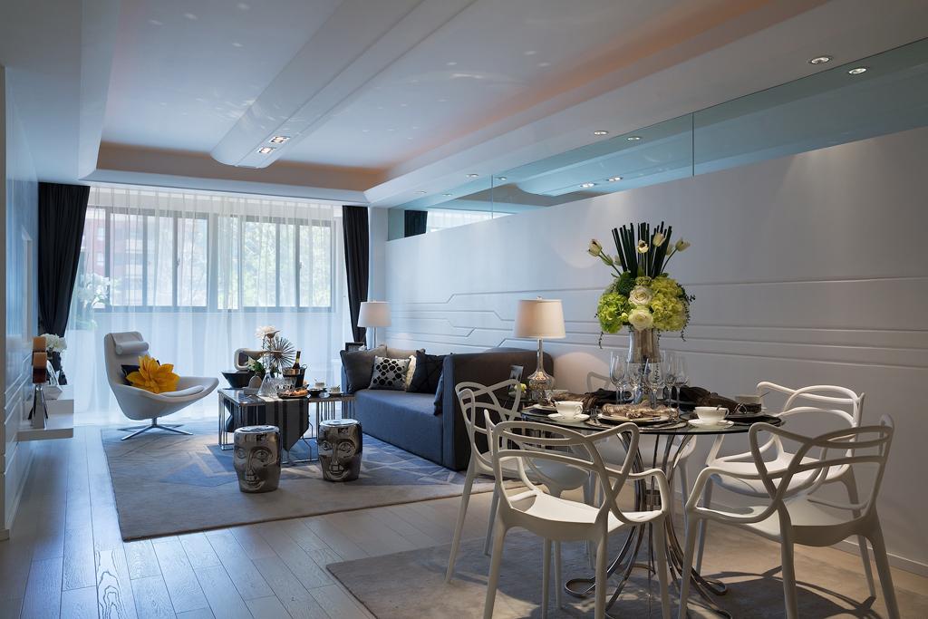 客厅图片来自我是小样在名城天下三居132平现代简约风格的分享
