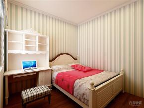 简约 现代 两居 吊顶 舒适 卧室图片来自阳光力天装饰在【力天装饰】-南益名士华庭-93㎡的分享