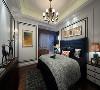 金科天籁城111平新古典风格