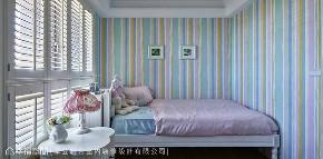 三居 田园 儿童房图片来自幸福空间在我在我家天气晴 美式乡村日光宅的分享