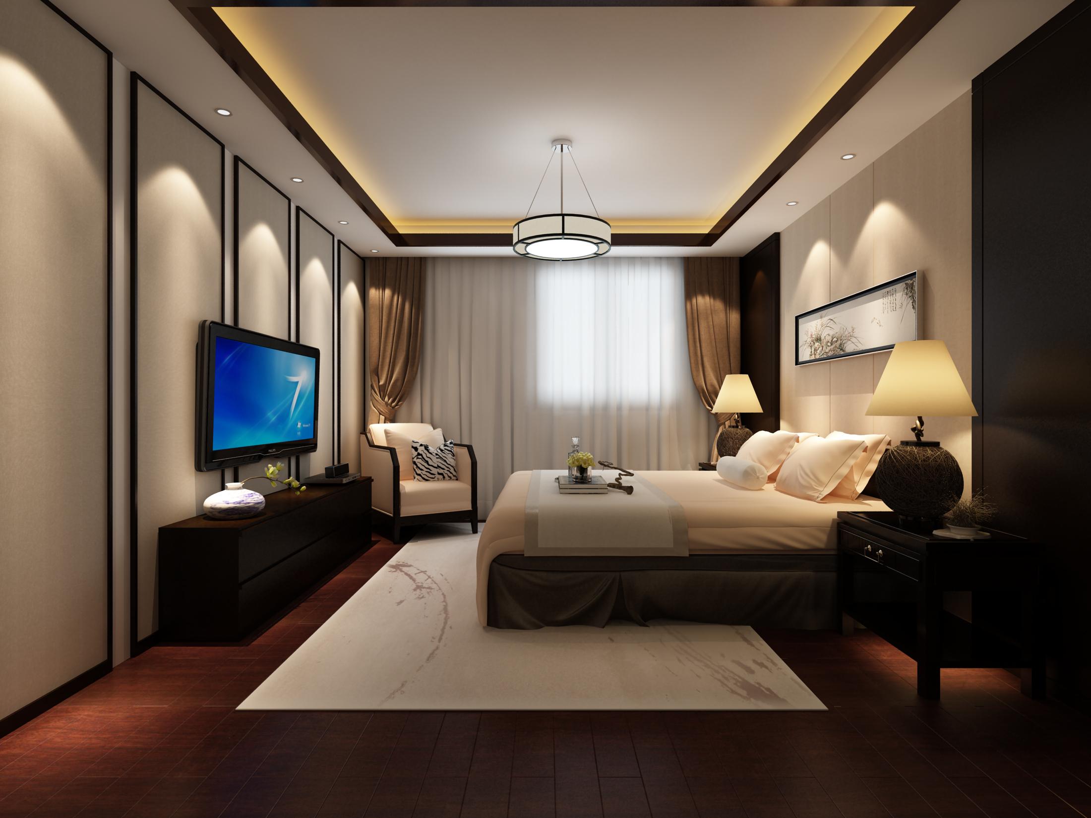 卧室图片来自新浪家居江西站在简中的绿地悦城的分享