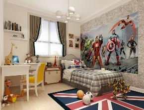 简约 田园 混搭 三居 白领 收纳 儿童房图片来自圣奇凯尚室内设计工作室在圣奇凯尚装饰--专属设计的分享
