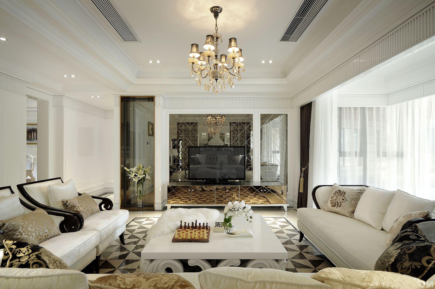 重庆唐卡 唐卡装饰 装修最好 客厅图片来自黄丑丑99在圣湖天域——新古典的分享