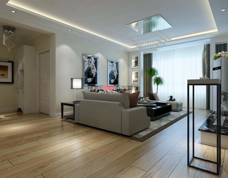 现代风格 百家装饰 沈阳装修 沈阳家装 客厅图片来自百家装饰--小莹在五彩阳光城 140平现代风格的分享