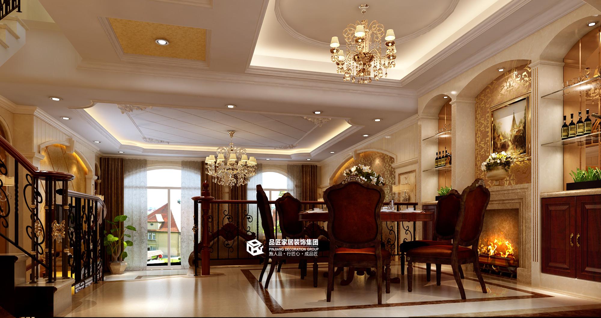 装修价格 欧式风格装 品匠装饰 凤岭世家 餐厅图片来自广西品匠装饰集团在凤岭世家简欧风格装修案例。的分享