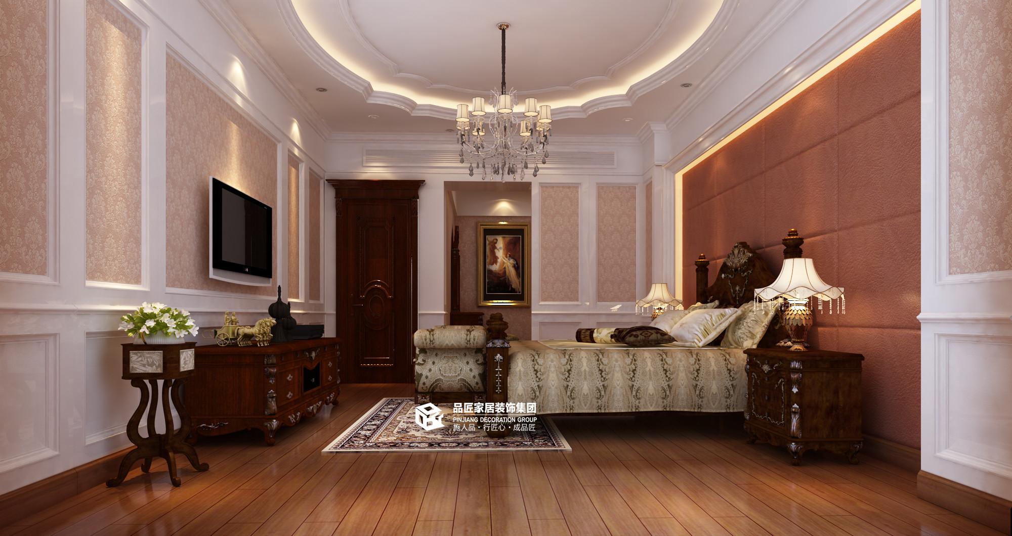 装修价格 欧式风格装 品匠装饰 凤岭世家 卧室图片来自广西品匠装饰集团在凤岭世家简欧风格装修案例。的分享