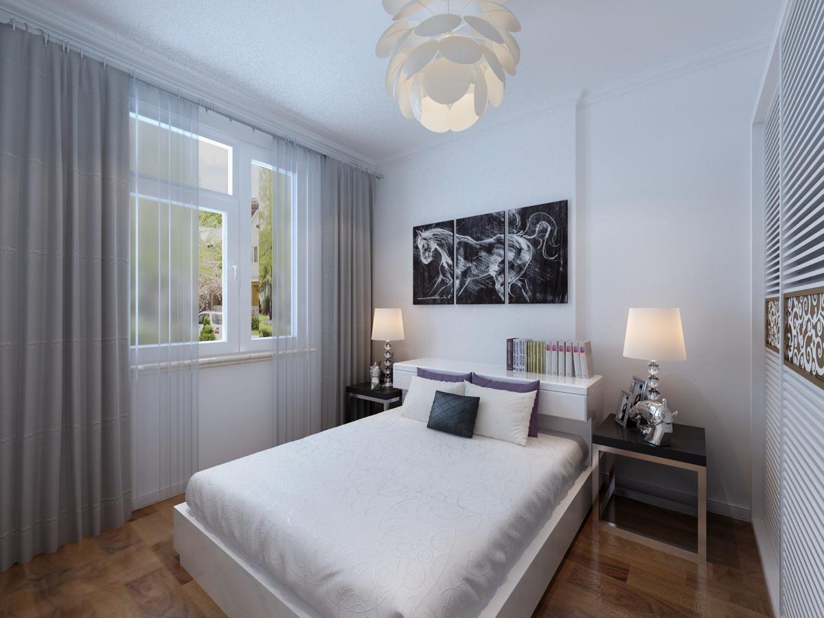 简约 客厅 卧室图片来自柒米装饰在天天向上的分享