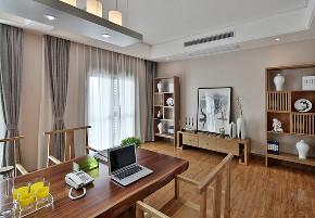 中式 白领 办公 其他图片来自新浪家居江西站在新中式办公区的分享