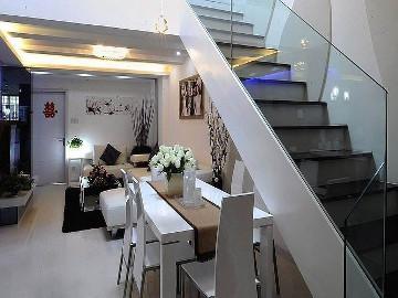 华侨城·天鹅堡四室156平现代简约