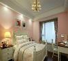 简约不简单 109平现代美式3居室